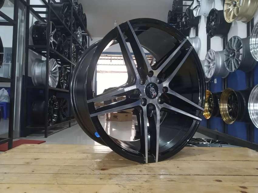 Velg racing HSR NE5 R18 for xpander inova accord crv alphard dll