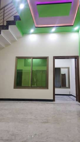 3 Marla Fresh House for Sale in Gulbahar Peshawar