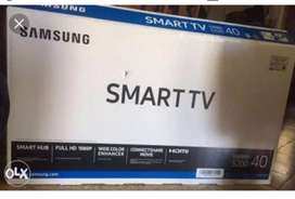 "40"" smart LED TV android festival sale"