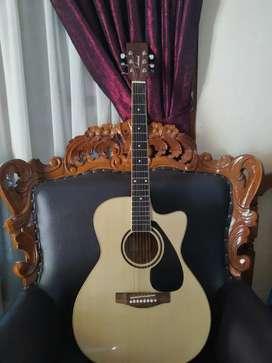 Jual Gitar Masih Bagus Apa Adanya