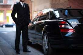 Private driver service hourly and trip basis