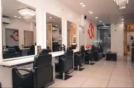 running salon