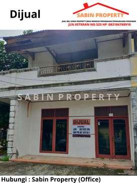 Dijual cepat 1 unit rumah dalam komplek kedamaian permai I Palembang