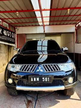 Low KM 73RB   Pajero Sport Exceed 2,5 Diesel Matic 2009