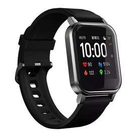 SR Smartwatch XIAOMI Haylou LS02 IP68 Waterproof - Hitam
