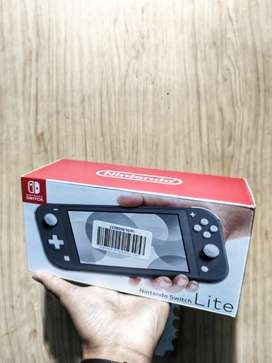 Nintendo Switch lite segel box