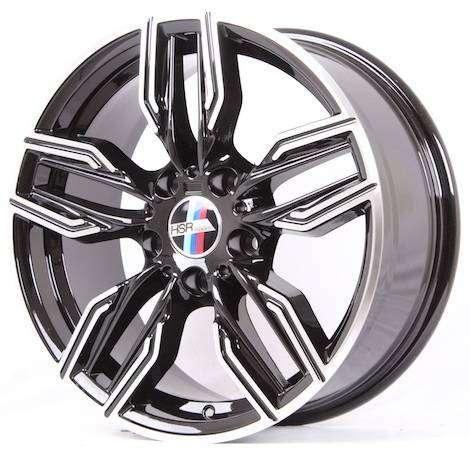 Velg Buat BMW - MANNHEIM M760 BW5181 R17X7,5 H5X120 ET35 BMF 0