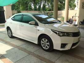 Toyota altis 1.6 in new condition