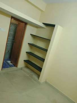Triplicane two bed room second floor flat for rent with lift car park