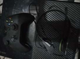Two month used Xbox one 500gb