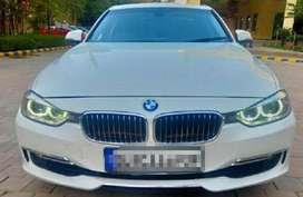 BMW 3 Series 320i Luxury Line, 2017, Petrol