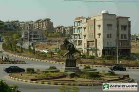 Stunning 10 marla Valley view plot for sale in sector E Bahria Town