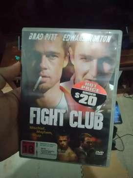DVD Original Fight Club