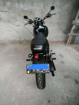 Kawasaki W175 SE 2019