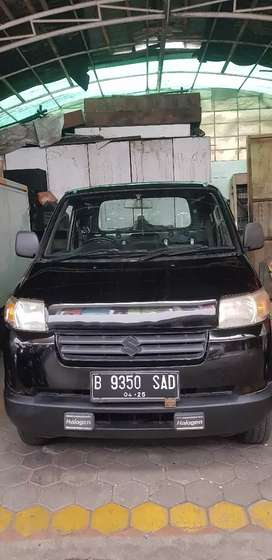 Suzuki APV pick up Mega Carry 2014 Hitam