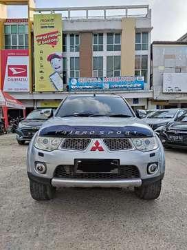 Pajero Dakar 4x4 AT 2012 istimewa dp 60 jt