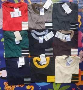 Baju anak size s 1-3 th