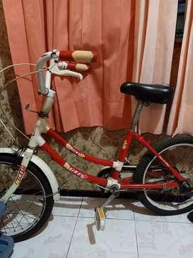 Sepeda anak merk first