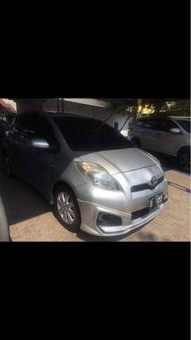 Toyota YARIS S TRD  2012