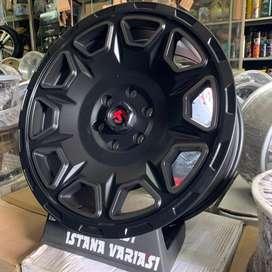 Velg 20 FUEL WHEEL 6Hole Pajero Fortuner Hilux Terrano Ford