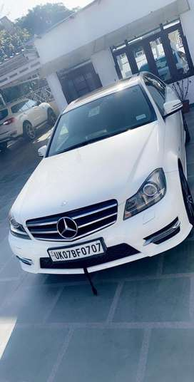 Mercedes c class sport limited edition