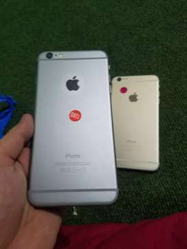Apple iPhone 6 plus 128gb mint condition 2days check warranty