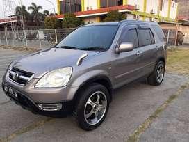 Honda CRV 2.0 V-Tech Automatic Tahun 2003 Nopol AD!!!