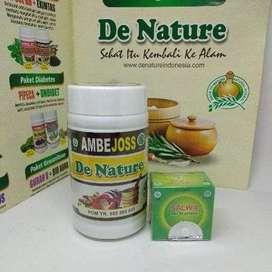 Obat Herbal De NAture Untuk Wasir dan Ambeien
