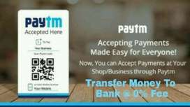 """""""PAYTM COMPANY"""" VACANCY FOR MALE & FEMALE CANDIDATES.(85,43061936)"""