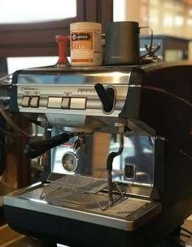 Mesin kopi espresso simonelli S single group