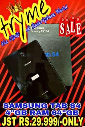 TRYME 4Gb RAM 64Gb GALAXY TAB S/4 Full Kit Box