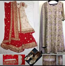 Branded Bridal dresses in perfect condition