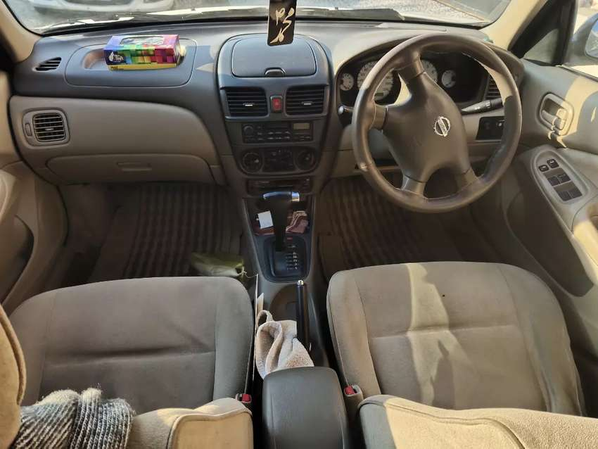 Nissan Sunny Automatic 0