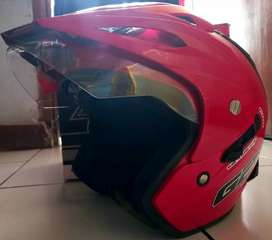 Helm G2 Optimax Double Visor