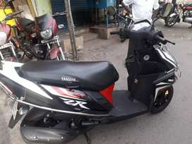 Good condition Yamaha ray zr