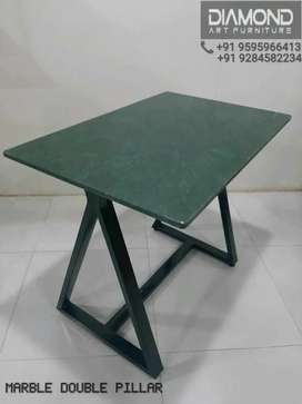 BUY NEW CAFE HOTEL RESTAURANT 3X2 MARBLE TRIANGLE TABLE MANUFACTURER