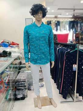 Shirt and jeans only at rs 590 offer.