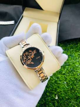 Ladies collection stylish watch