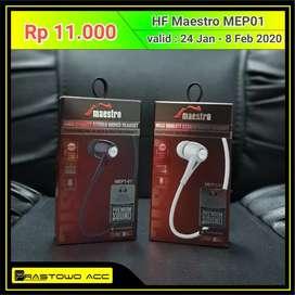 Headset Maestro MEP1-01