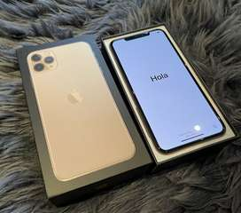 Iphone 11 Pro Max 256GB Golden Color