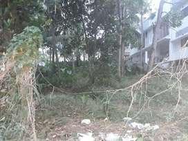 10 Cents Residential land Vazhayila for 13 lakh per cent