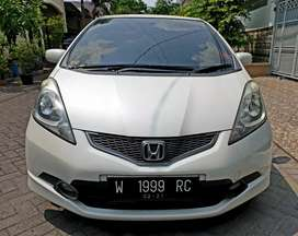Honda Jazz RS 2011 Matic Putih #Jazzmurah #DPmurah #jazzistimewa