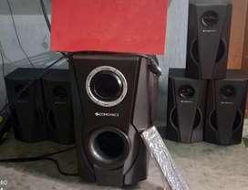 Zebronics 5.1 Multimedia Speaker