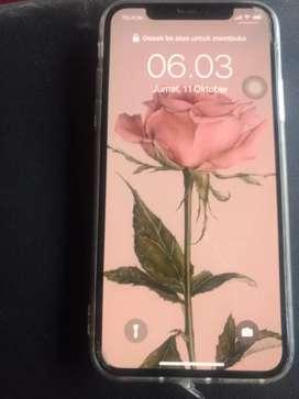 iPhone X 64GB (bisa nego halus)