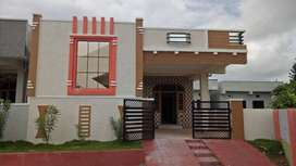 Independent House available from ECIL 6 KMS 150 Sq yards east facing
