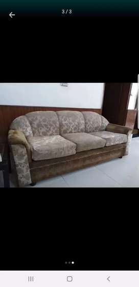 Sofa set for sale ( 3 seater + 2 seater + 1 seater )