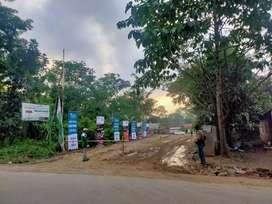 Tanah Murah Strategis Nempel Jalan Raya Transyogi