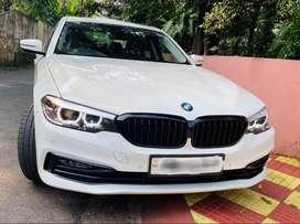 BMW 5 Series 520d Sedan, 2017, Diesel