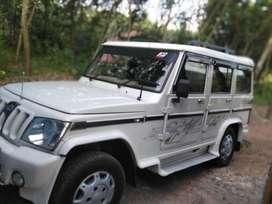 Mahindra Bolero DI AC BS III, 2011, Diesel