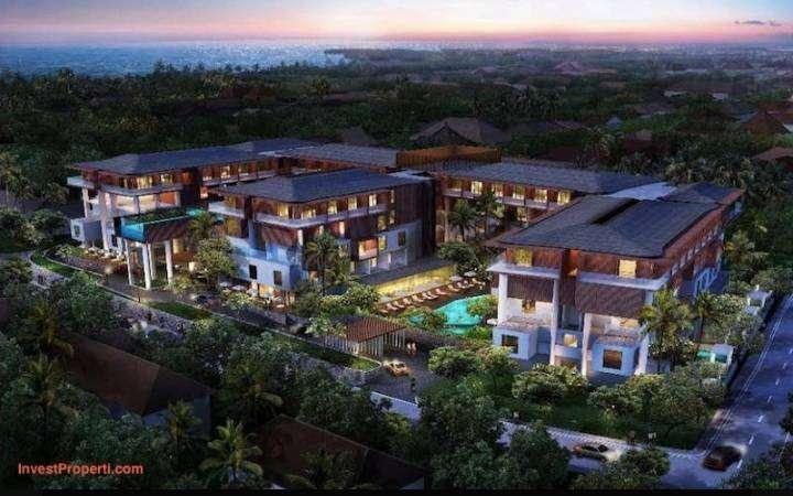 Dijual Cepat Condotel Mercure Legian Bali murah